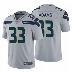 Seattle Seahawks Jamal Adams Gray Jersey